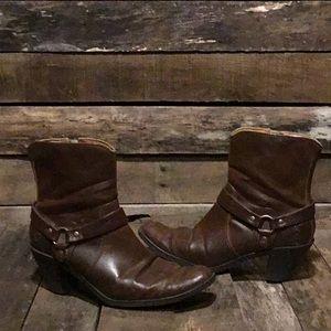 Durango Heeled Western Boots